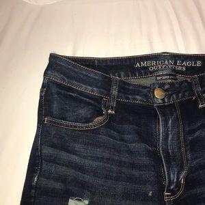 Hi-rise American Eagle Jeans 🤩